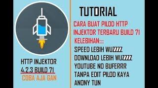 Video PILOD TERBARU HTTP INJEKTOR TANPA EDIT SPEED DEWA MP3, 3GP, MP4, WEBM, AVI, FLV Agustus 2017