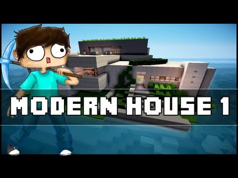 Modern - Minecraft - Modern House 1 The Inspiration Series is here! Share the love on it and hug the like button! Missed an episode? Minecraft Inspiration Playlist - ...