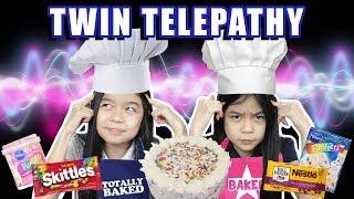 Video TWIN TELEPATHY CAKE CHALLENGE | Tran Twins MP3, 3GP, MP4, WEBM, AVI, FLV Desember 2018