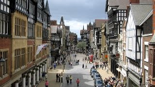 Chester United Kingdom  city pictures gallery : A Walk Through Chester, England