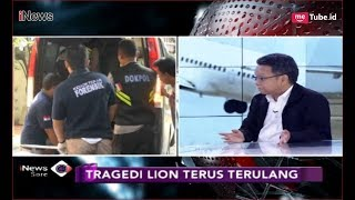 Video Pengamat Penerbangan Curigai Adanya Masalah Sistem di Pesawat Lion Air JT 610 - iNews Sore 29/10 MP3, 3GP, MP4, WEBM, AVI, FLV Mei 2019