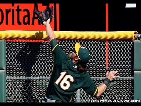 VIDEO: Athletics Outfielder Josh Reddick Doesn't Need Spring Training