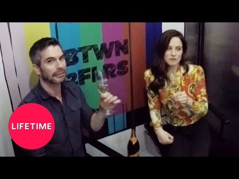 """Caroline Dhavernas """"Mary Kills People"""" Interview on BTWN2FLRS with Shawn Hollenbach 