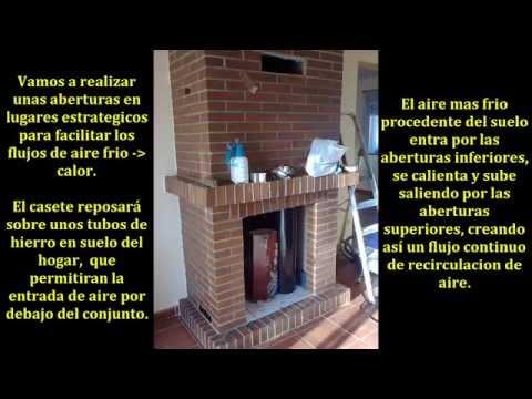 Instalar chimeneas inserts videos videos relacionados con instalar chimeneas inserts - Como instalar una chimenea de lena ...