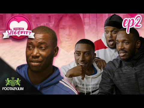 CHUNKZ AND FILLY LOVE TRIANGLE!!  | Does The Shoe Fit? Season 4 Episode 2