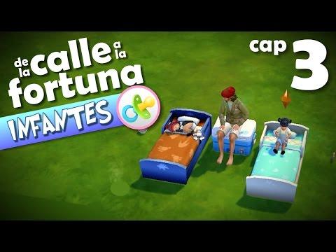 De la Calle a la Fortuna: Edición de Infantes - CAP 3 (видео)