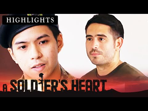 Michael and his friends visit Alex | A Soldier's Heart