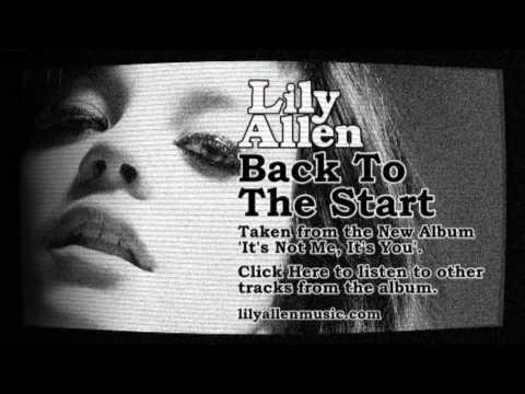 Tekst piosenki Lily Allen - Go Back To the Start po polsku