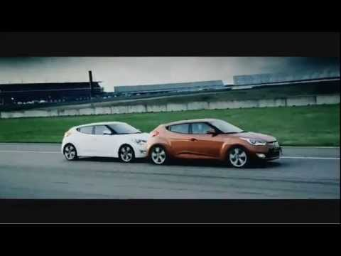 Stig Racing - This is a race with a difference. Jodie Kidd and Ben Collins (ex Top Gear Stig) race around Rockingham in a pair of Hyundai Velosters. The twist is that it's...