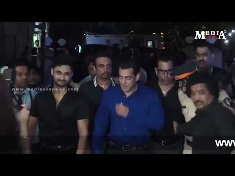 COVID19 Salman Khan donates food supplies
