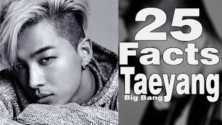 25 curious FACTS about TAEYANG [BIG BANG]  Everything about Taeyang Ice Cold by Audionautix is licensed under a Creative...