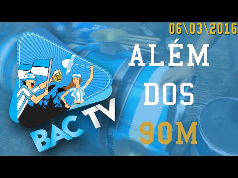 ALÉM DOS 90 MINUTOS - BANDA ALMA CELESTE [Re x Pa] [06/03/16] - Alma Celeste - Paysandu