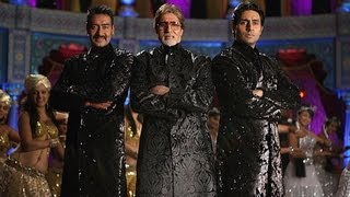 Nonton Bol Bachchan Song Ft. Amitabh Bachchan, Abhishek Bachchan, Ajay Devgn Film Subtitle Indonesia Streaming Movie Download