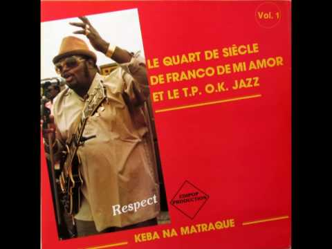 Mujinga (Franco) - Franco & le TPOK Jazz 1981