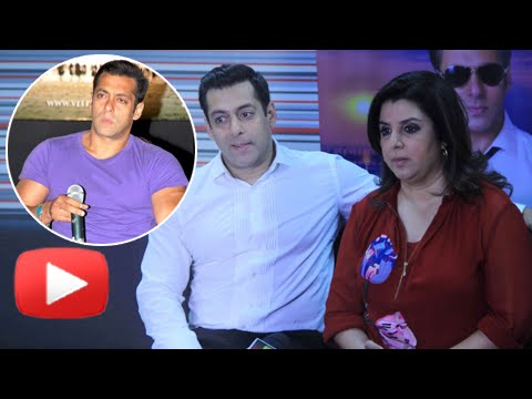 OMG! Salman Khan Replaced By Farah Khan In Bigg Bo