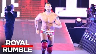 Watch: Tye Dillinger is a surprise Royal Rumble Match entrant: Royal Rumble 2017