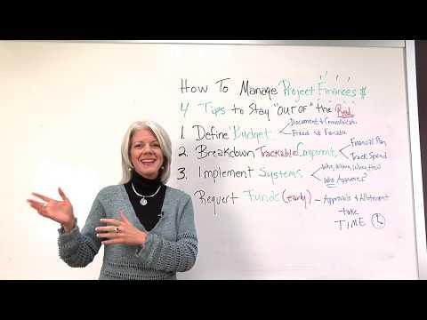 How to Manage Finances Video