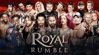 Nonton Royal Rumble 2017 Full Show HD WWE Royal Rumble Full Match 30 Man Roman Brock Goldberg Cena Dean Film Subtitle Indonesia Streaming Movie Download