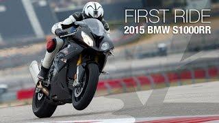 9. 2015 BMW S1000RR First Ride - MotoUSA