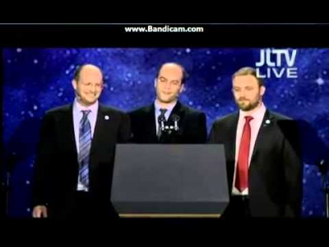 SpaceIL Co-Founders on 2013 AIPAC Stage