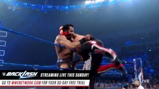 Nonton Aj styles vs jinder Mahal wwe smackdown live 16/05 2017 Film Subtitle Indonesia Streaming Movie Download