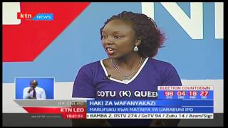 KTN Leo: Haki za Wafanyakazi - 01/05/2017 SUBSCRIBE to our YouTube channel for more great videos: ...