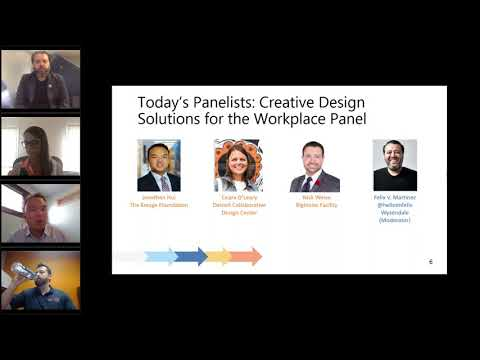 A New Way Forward: Reimagining the Nonprofit Workplace Virtual Engagement Series - Session 2