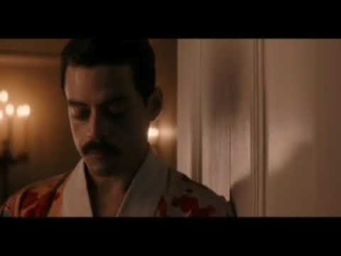 Bohemian Rhapsody Movie Who Wants To Live Forever Scene