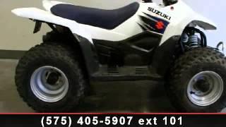 4. 2007 Suzuki QuadSport Z50 - RideNow Powersports Peoria - Pe