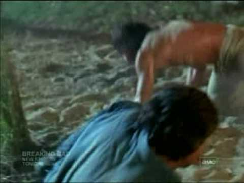 Roadhouse - Patrick Swayze takes on Marshall Teague in Road House.