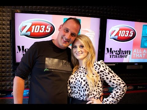 The HammeR interviews Meghan Trainor on Z103.5!