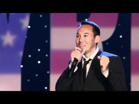 Steve Byrne   Packing Heat   Video Clip  Comedy Central's Jokes com