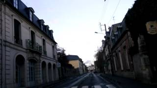 Senlis France  city pictures gallery : Mr Shan driving in Senlis, France at 8 pm