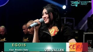 Video Via Vallen - Egois [OFFICIAL] MP3, 3GP, MP4, WEBM, AVI, FLV Maret 2019