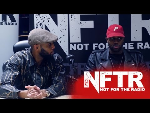 S.A.S talk career, Kanye West, Dipset, Dame Dash and More [NFTR]