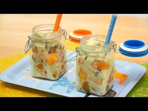 macedonia di gelato: merenda estiva per grandi e piccini