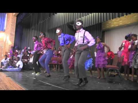 Unity Secondary School: Making a statement through performing arts