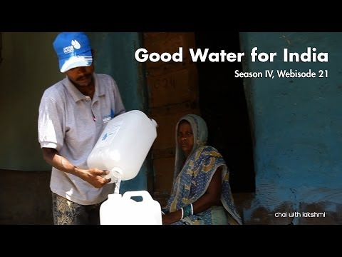 Rural India gets safe Drinking Water at just 30 Paisa