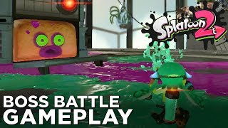 Check out a playthrough of this bread-themed, pun-laden boss battle from Splatoon 2's Octo Canyon single player mode on Nintendo Switch. SUBSCRIBE for more v...