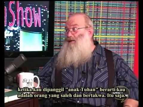 Kesaksian Yesus Bukanlah Tuhan - Dr. Jerald F. Dirks (Indonesian Subtitle)