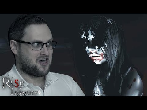 НАКОНЕЦ-ТО НОРМАЛЬНЫЙ ХОРРОР ► Rise of Insanity #1 (видео)