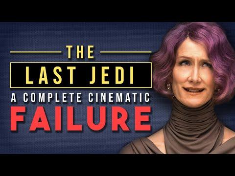 The Last Jedi: A Complete Cinematic Failure