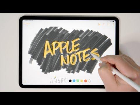 Unbelievably Useful Apple Notes Tips (iOS + Mac)