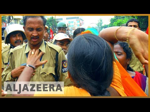 Cheating husband beaten up by wife in India