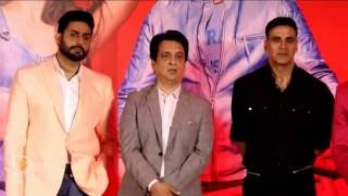 Housefull 3 2016 Movie Full Success Press Meet  Akshay Kumar  Abhishek Bachchan  Ritesh Deshmukh