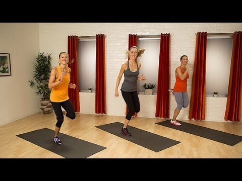 Full Body HIIT Workout | Fat Blasting Exercise | Class FitSugar