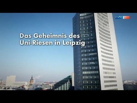 City-Hochhaus Leipzig: Das Geheimnis des Uni-Riesen ...