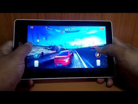 Acer Iconia One 7 (B1-740) - Asphalt 8