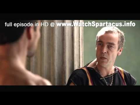 Spartacus Season 1 Episode 11 Old Wounds - Preview