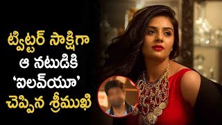 Sree Mukhi Proposed To Vennela Kishore